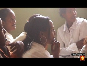SHASHAMANE ETHIOPIA-Cofee Ceremony