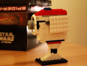 LITTLE MOVIE FAN'S LEGO DREAM (Promo Ba.Co. 2012)